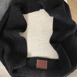 Love Your Melon Charcoal Infinity Scarf